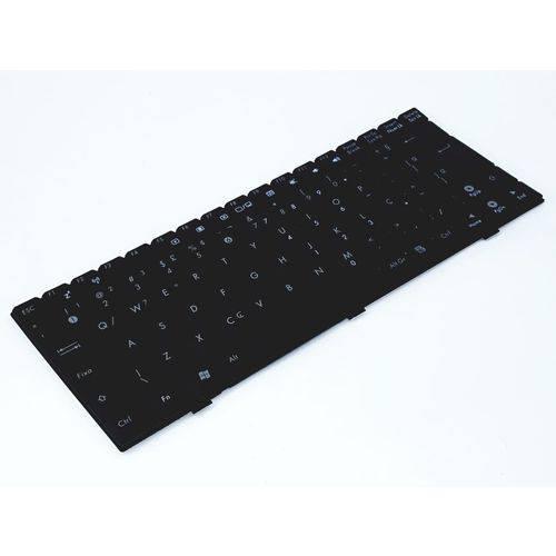 Teclado Notebook V021562lk3 Preto Novo