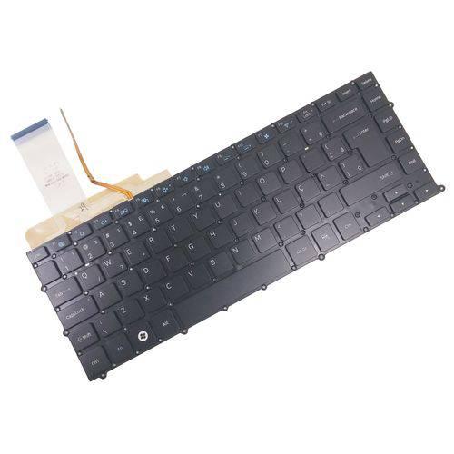 Teclado Original Notebook Samsung Np900x4b Np900x4c Np900x4d Np900x4e