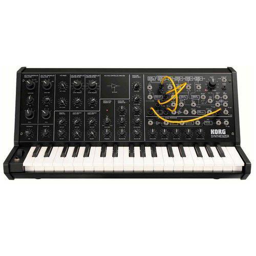 Teclado Sintetizador Analógico Monofônico Korg Ms-20 Mini