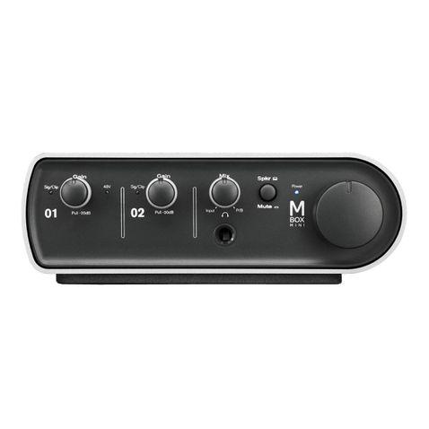 Tecnologia Avid Interface Usb Avid Mbox Mini 3 C/ Pro Tools Express