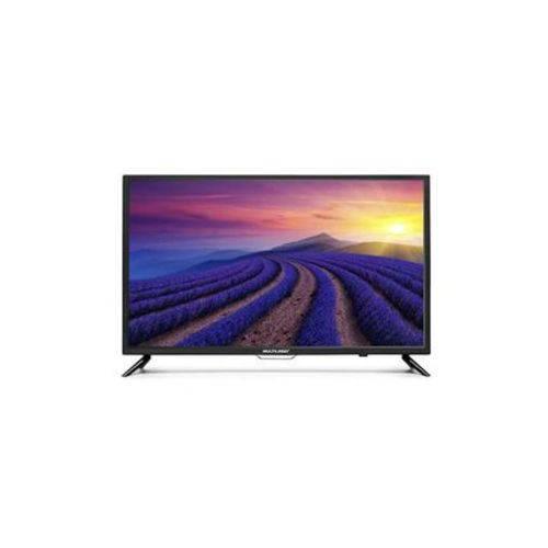 "Tela 32"" HD Multilaser com Função Smart, Wifi, HDMI, USB com Conversor Digital - TL002"