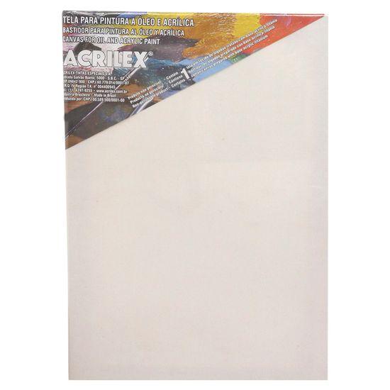 Tela para Pintura 60x80cm - Acrilex
