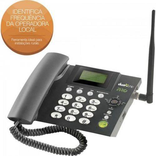 Telefone Celular de Mesa Quadriband Procs-5010 Proeletronic