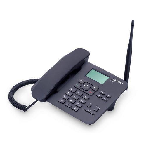 Telefone Celular Rural de Mesa Quadriband Aquário - Ca-40s