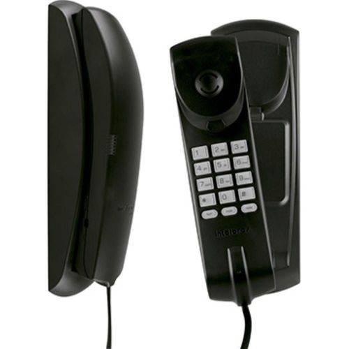 Telefone com Fio Tc 20 Intelbras ( Preto )