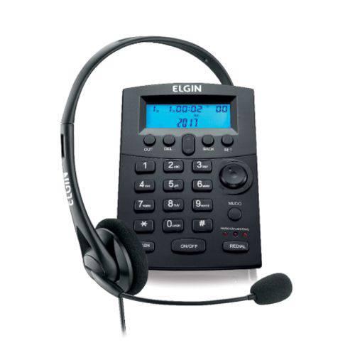 Telefone Elgin Headset Hst-8000