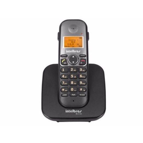 Telefone Fixo Sem Fio Intelbras Ts 5120 com Entrada Headset