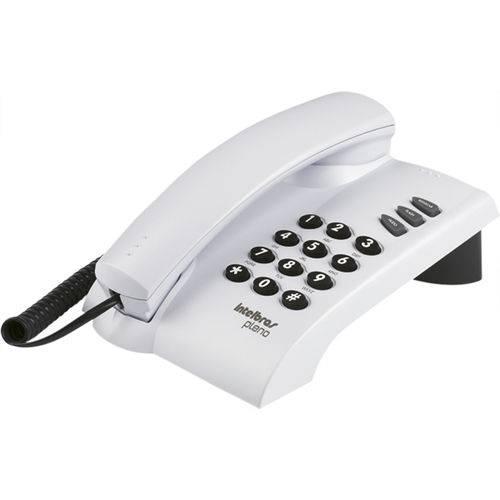 Telefone Mesa/Parede Branco Intelbras