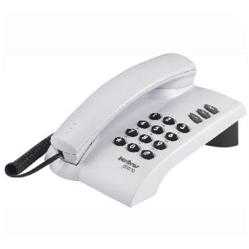 Telefone Padrão Pleno Ártico Intelbras 11389