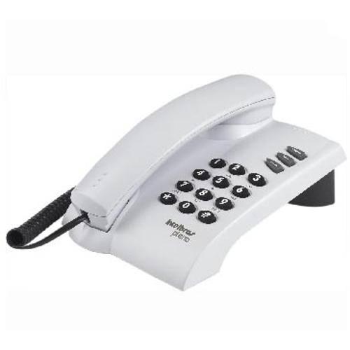 Telefone Padrão Pleno Ártico Intelbras