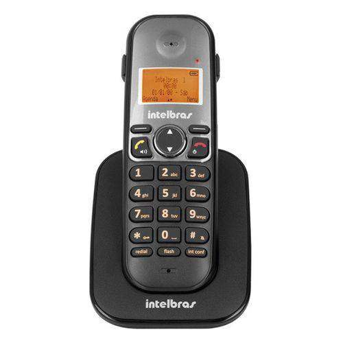 Telefone Ramal Sem Fio Ts 5121 Intelbras 4125121