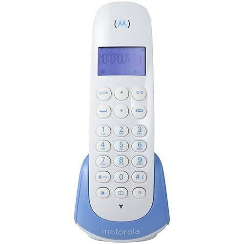 Telefone S/ Fio Motorola Orig. Moto700-b C/ Id. Chamada