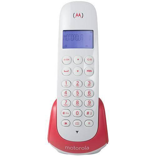 Telefone S/ Fio Motorola Orig. Moto700-S C/ Id. Chamada