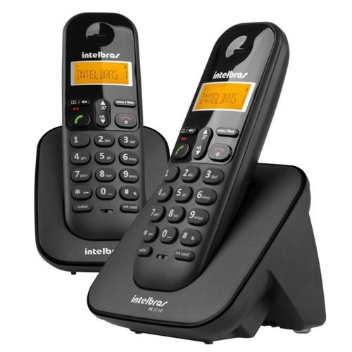 Telefone Sem Fio 6.0 Dect TS3112C PT - Intelbras