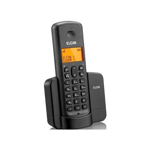 Telefone Sem Fio com Identificador de Chamada TSF-8001 Elgin