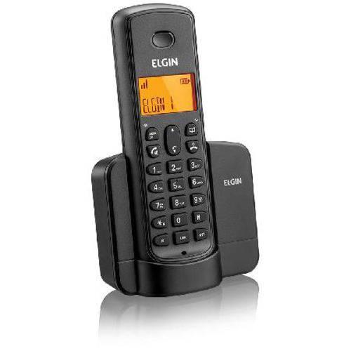 Telefone Sem Fio com Identificador e Viva Voz TSF8