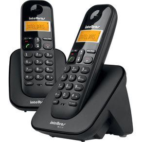 Telefone Sem Fio Intelbras TS 3112 C/ 1 Ramal+Ident. Chamadas 4123102