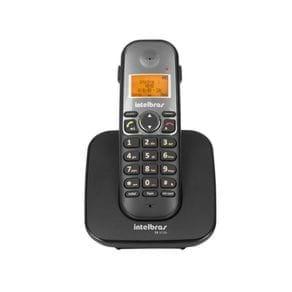 Telefone Sem Fio Intelbras TS 5120 Viva Voz e Identificador de Chamadas 4125120