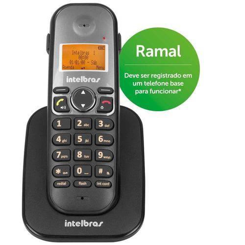 Telefone Sem Fio Intelbras Ts 5121 Ramal 1,9 Ghz Dect 6.0