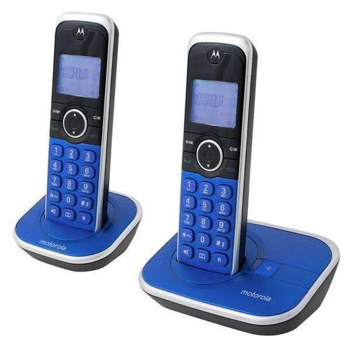Telefone Sem Fio Motorola Gate 4800A-2 6.0 com Identificador