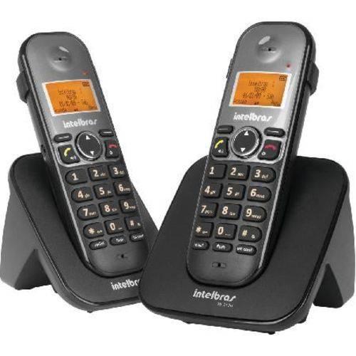 Telefone Sem Fio Ts 5122 Preto
