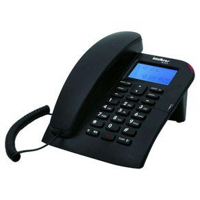 Telefone Tc60 C/I.D Preto 4000074 Intelbras