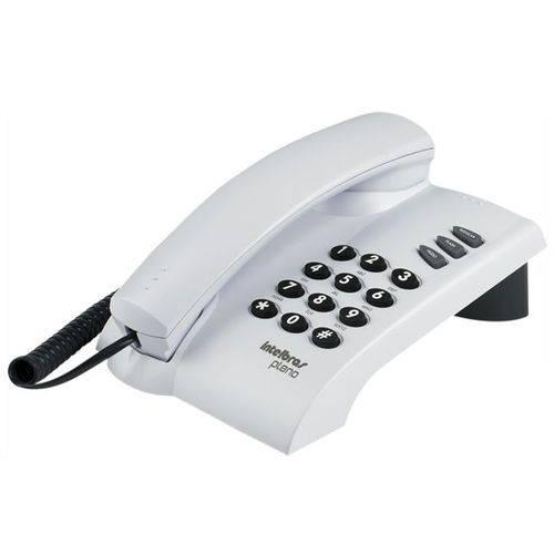 Telefones com Fio Intelbras Icon 4080055 Pleno Cinza Artico