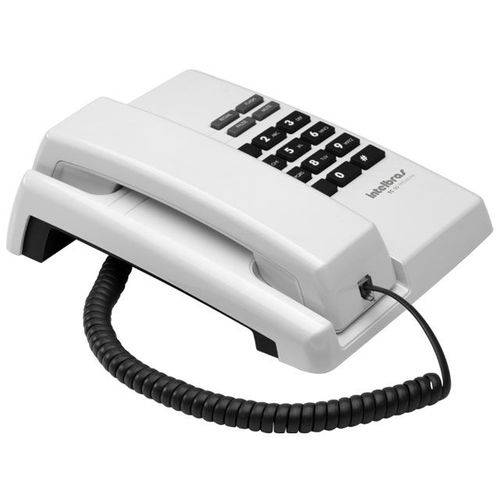Telefones com Fio Intelbras Icon 4080085 Tc 50 Premium Branco