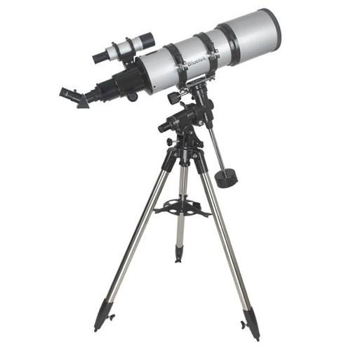 Telescópio Refrator Acromático 150mm Bluetek 750mm Eq4 Bm-750150eq