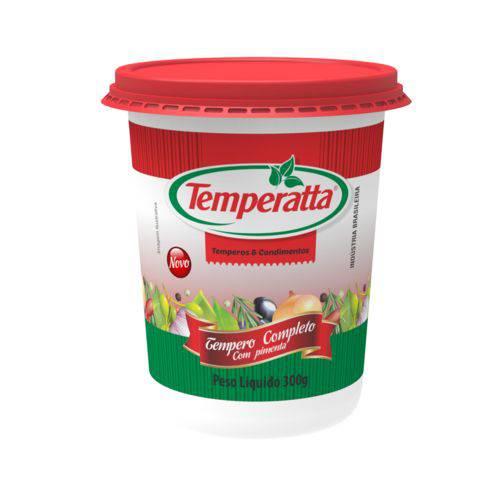 Tempero Completo Temperatta 24 Unid 300g