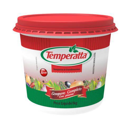 Tempero Completo Temperatta12 Unid 1kg