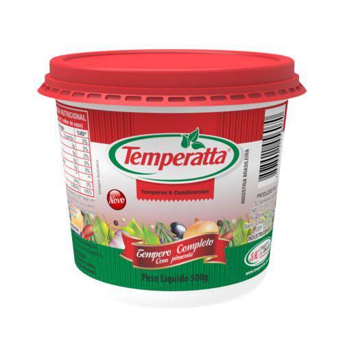 Tempero Completo Temperatta24 Unid 500g