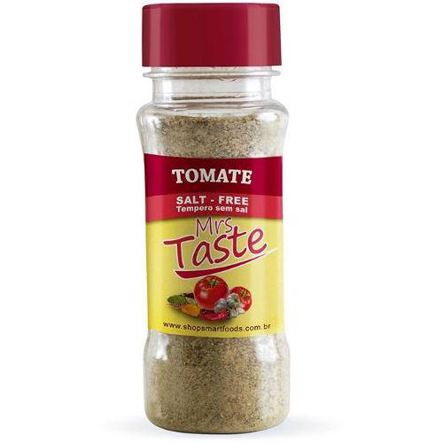 Tempero Sem Sal MRS TASTE - MRS Taste - 60grs