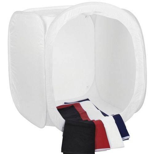 Tenda Difusora Dobrável Portátil Mini Estúdio - 50x50x50cm
