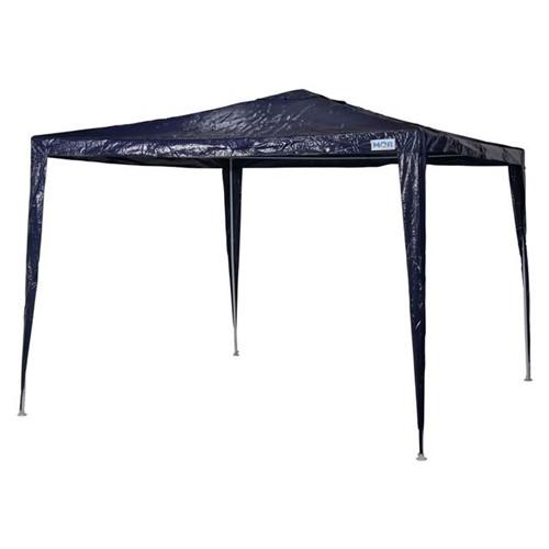 Tenda Gazebo Rafia Azul 3x3m Mor 3538 DIVERSOS