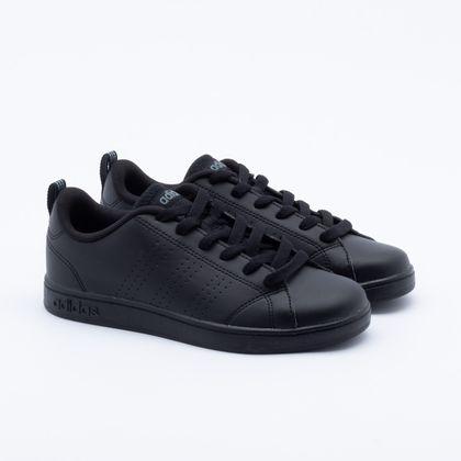 Tênis Adidas Advantage Clean Infantil Preto 32