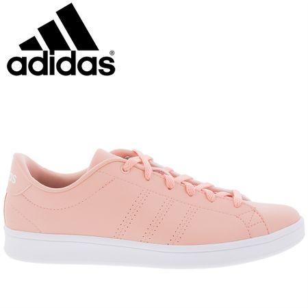 Tênis Adidas Advantage Clean QT Rosa