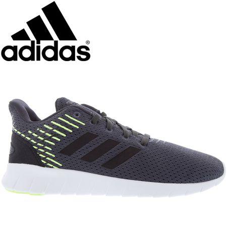 Tênis Adidas Asweerun Cinza