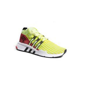 Tenis Adidas Eqt Support Mid Adv Amarelo Homem 38