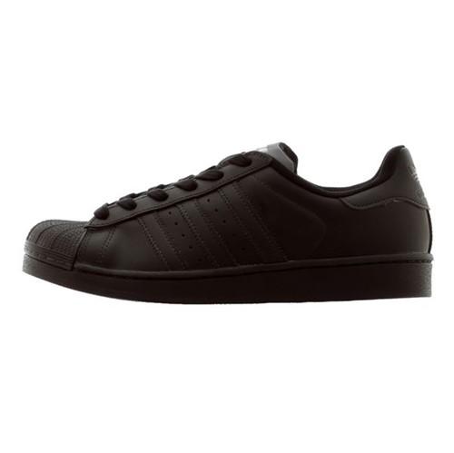 Tênis Adidas Superstar Foundation Black/Black (34)