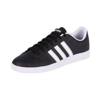 Tênis Adidas Vs Advantage Preto/Branco/Branco 38
