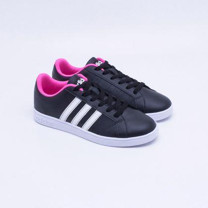 Tênis Adidas Vs Advantage Preto Feminino 38