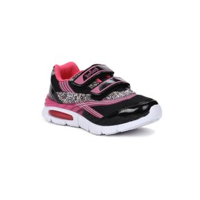 Tênis Brink Infantil para Menina - Preto/rosa 28