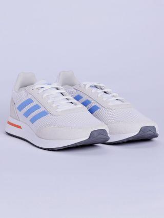 Tênis Casual Feminino Adidas Branco/azul