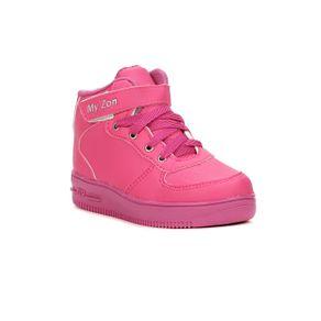Tênis Casual Infantil para Bebê Menina - Rosa Pink 21
