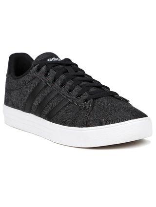 Tênis Casual Masculino Adidas Daily 2 Preto/branco