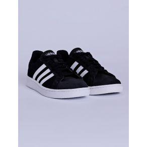 Tênis Casual Masculino Adidas Preto/branco 44
