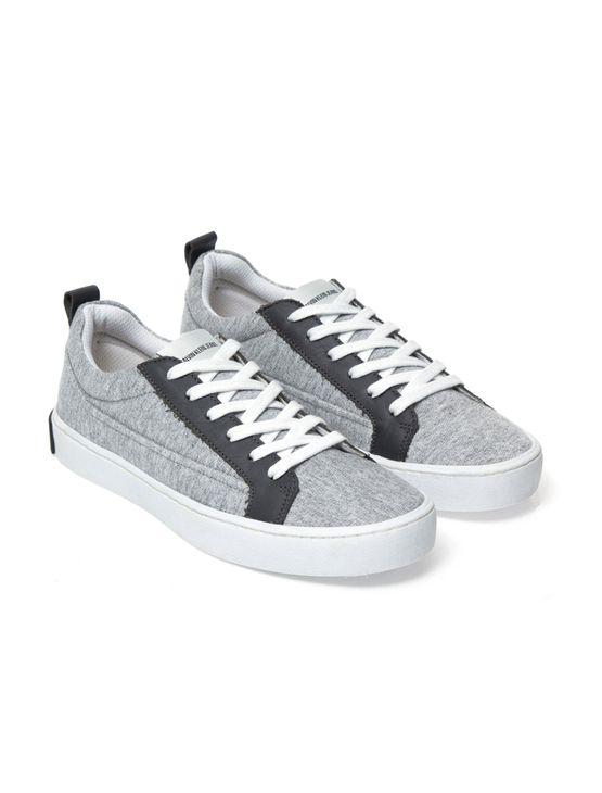 Tênis CKJ Fem Moletom Low Skate Sneaker - 35