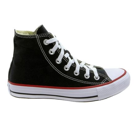 Tênis Converse All Star CT as Core Hi Preto/Vermelho CT0004000733