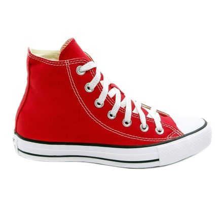 Tênis Converse All Star CT as Core Hi Vermelho CT00040004.33